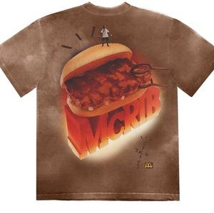 Cactus Jack McDonalds T-shirt